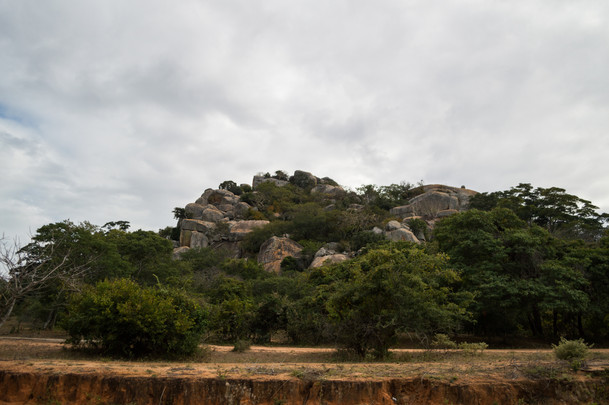 along the road / Zimbabwe
