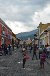 Antigua / Guatemala