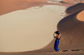 Big Daddy Dune, Sossusvlei / Namibia