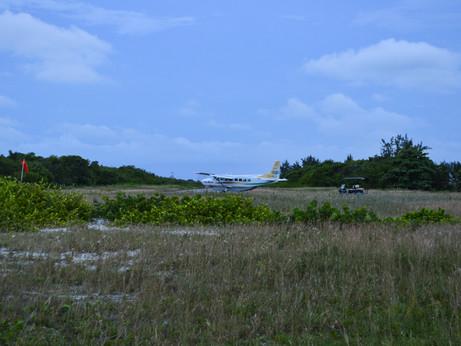 Airport, Caye Caulker / Belize · 2014