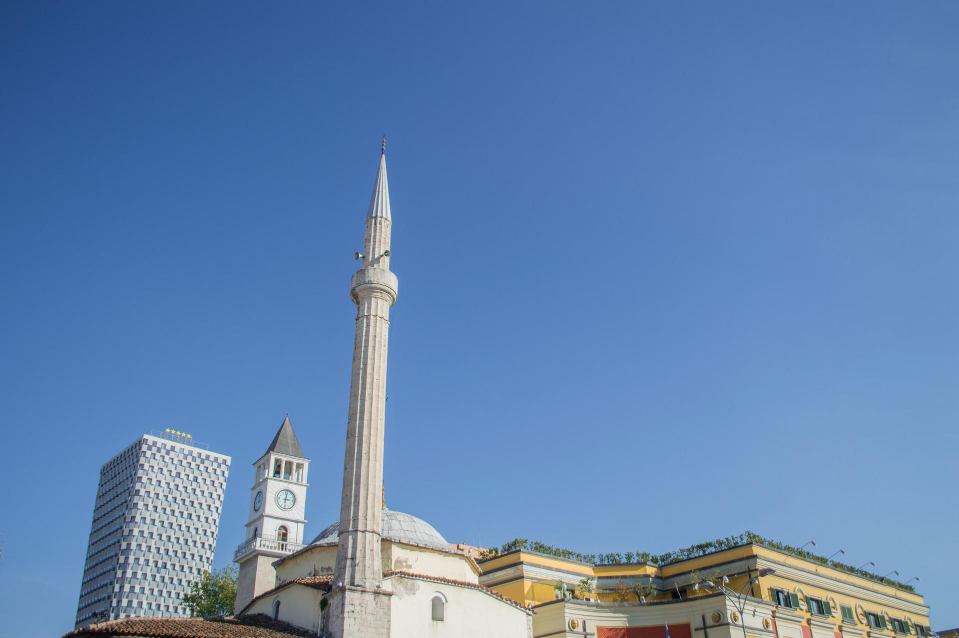 Skanderbeg Square, Tirana / Albania · 2017