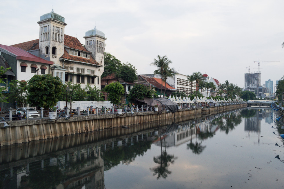 Kota Tua (Old Town), Jakarta, Java / Indonesia · 2015