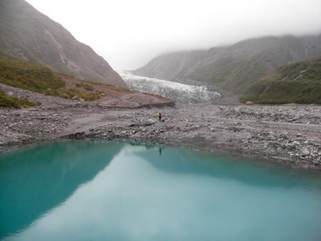 Franz Josef Glacier / New Zealand · 2009