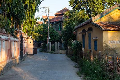 Houses in Hoi An, Vietnam