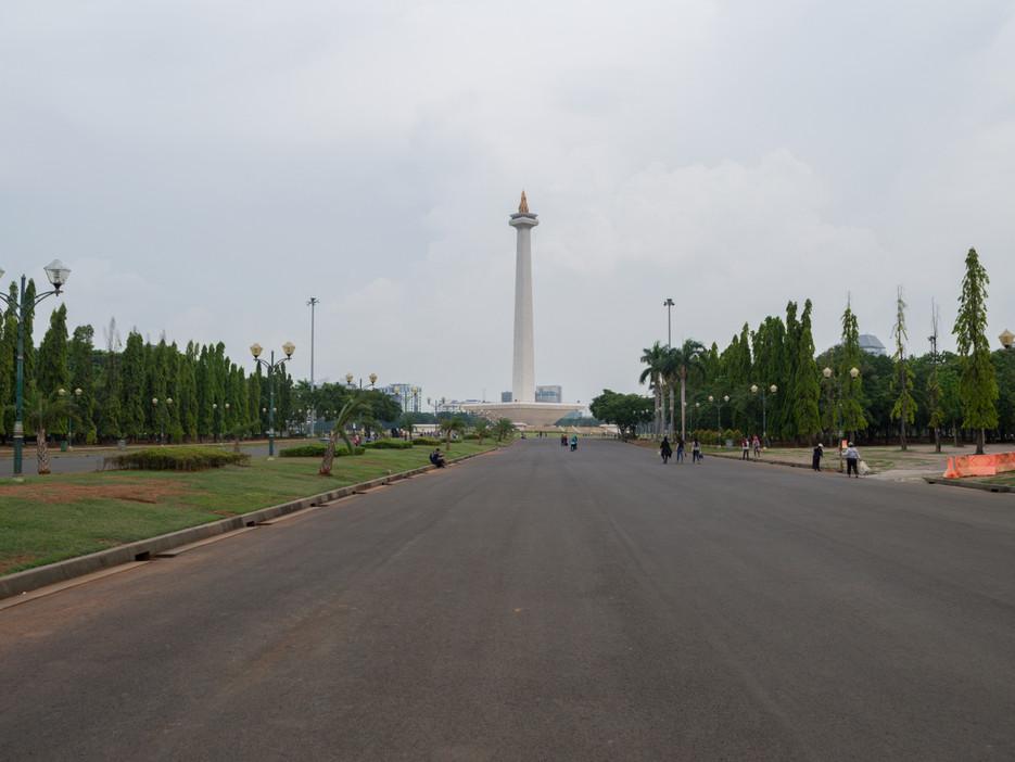 Central Jakarta, Jakarta, Java / Indonesia · 2015
