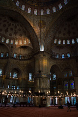Blue Mosque, Istanbul / Turkey