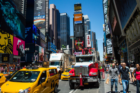 Times Square, Manhattan, New York / USA · 2016