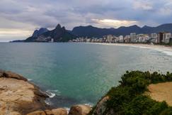 Ipanema Beach, Rio de Janeiro / Brazil · 2014
