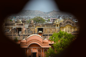 Palace of the Winds (Hawa Mahal), Jaipur / India · 2015