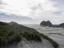 Farewell Spit / New Zealand