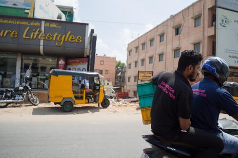 Chennai, Tamil Nadu / India · 2018