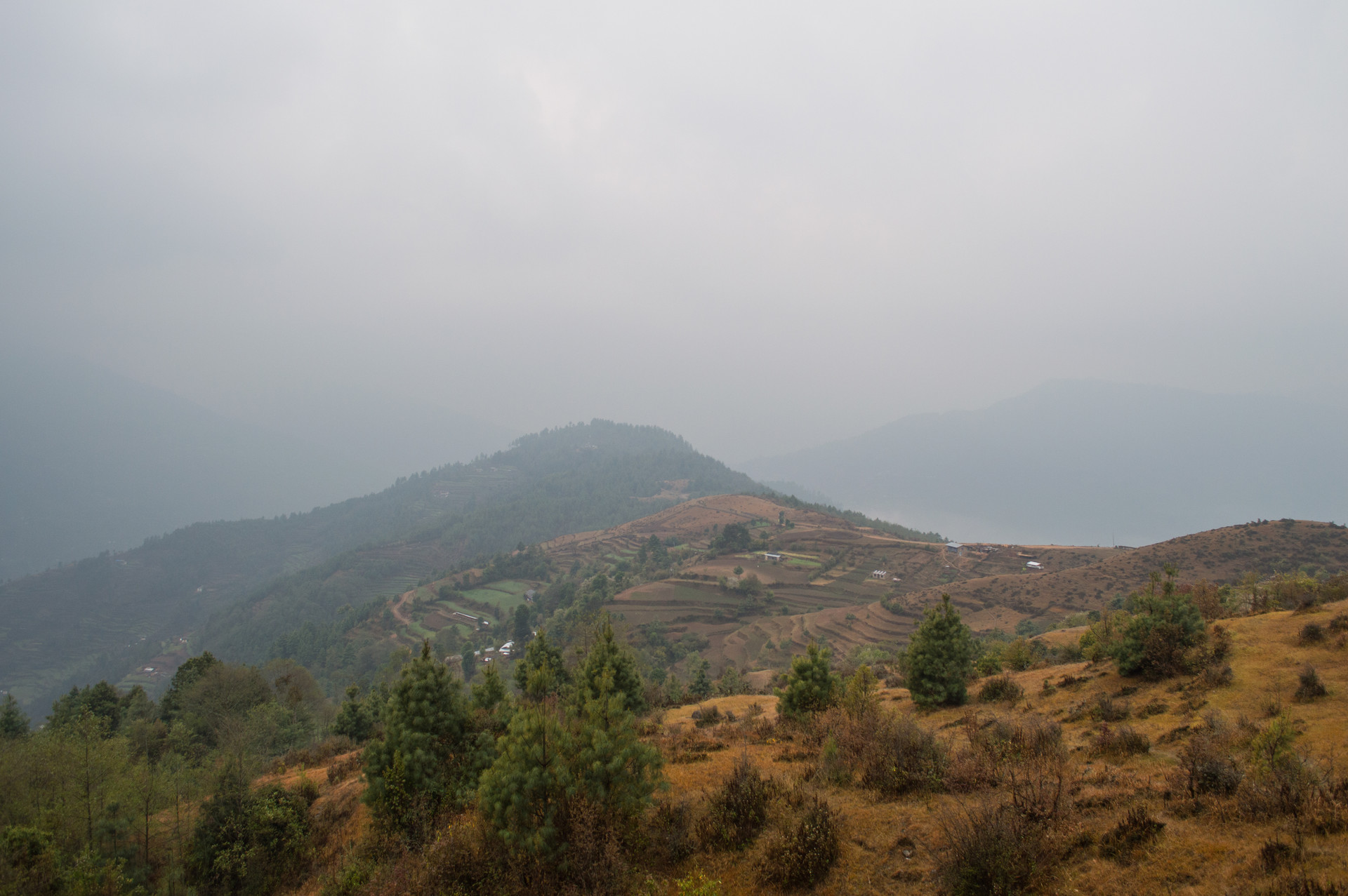 Jiri, Himalayas / Nepal · 2015