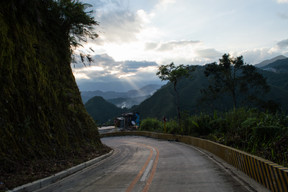 near Batang, Luzon / Philippines