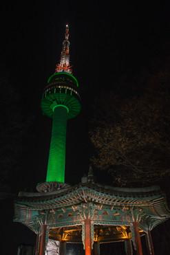 N Seoul Tower / South Korea