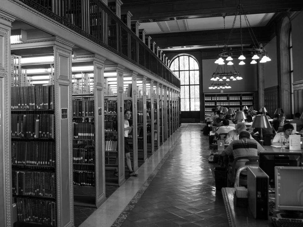 Public Library, Manhattan, New York / USA · 2016