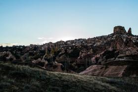 Uçhisar, Capadoccia / Turkey