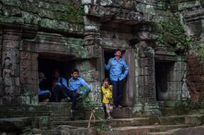 Ta Prohm Temple / Cambodia · 2015