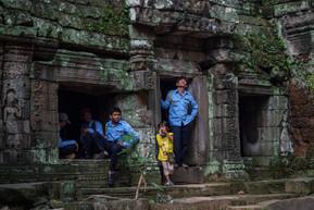 Ta Prohm Temple / Cambodia
