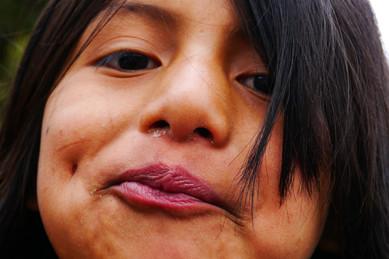 Adriana, Salasaka / Ecuador · 2012