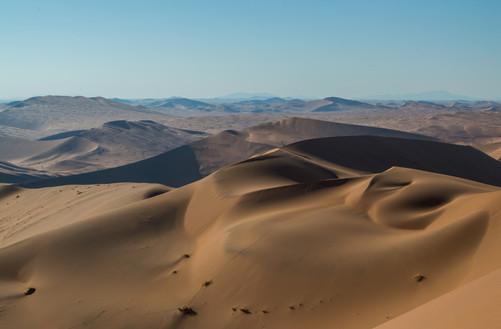 Big Daddy Dune, Deadvlei / Nambia · 2017