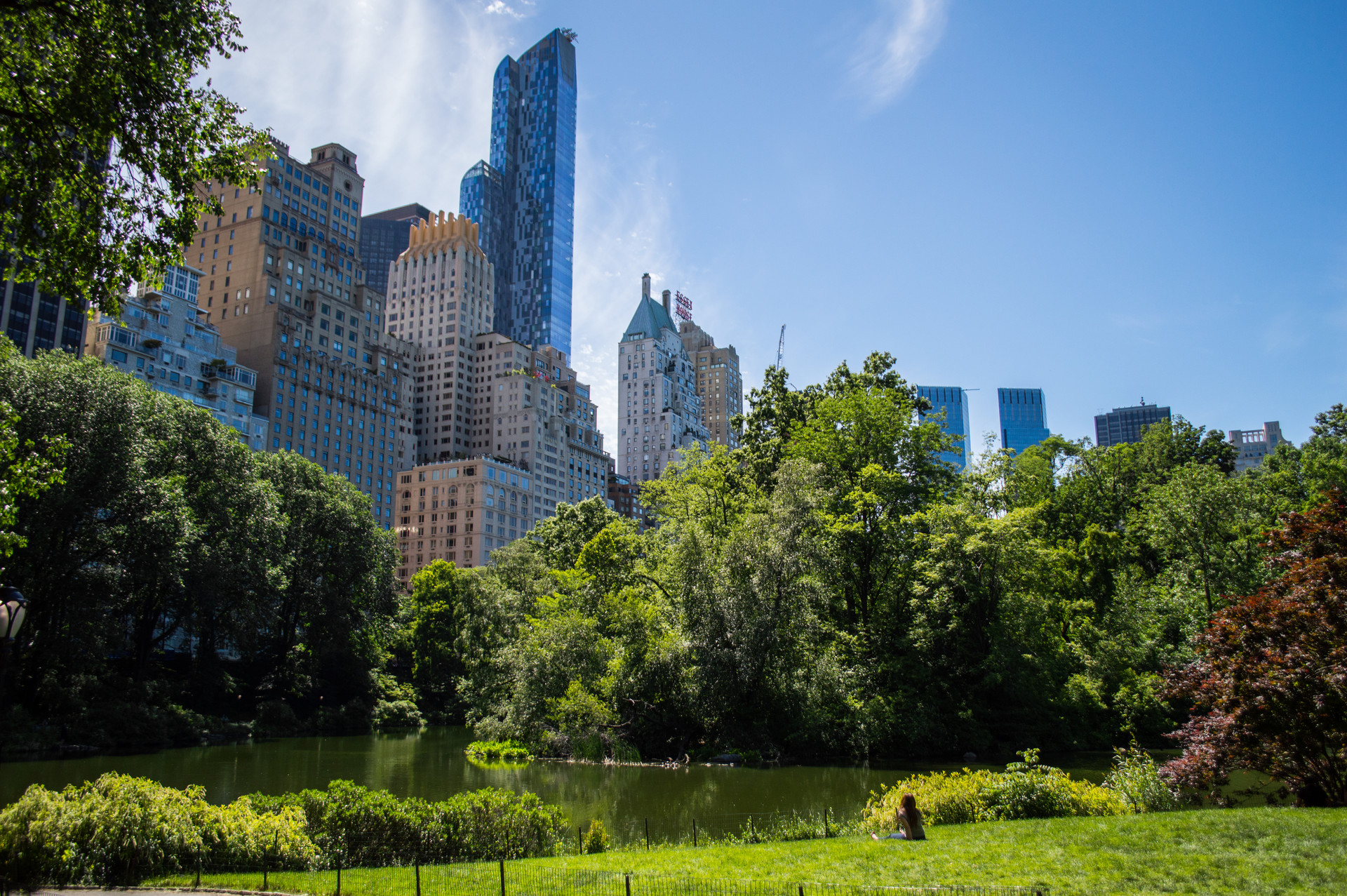 Central Park, Manhattan, New York / USA · 2016