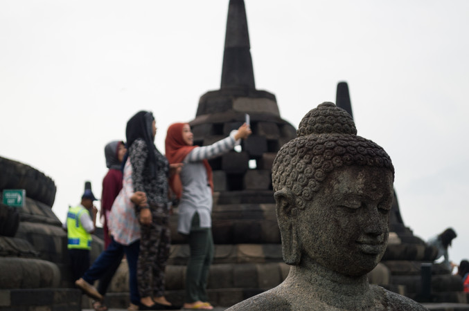 Borobudur, Java / Indonesia · 2015