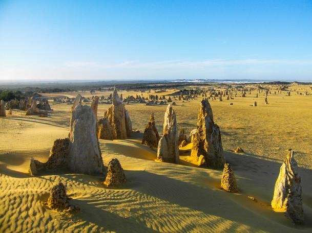 Pinnacle Desert, Cervantes / Australia