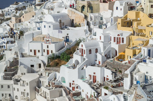 Oia, Santorini / Greece · 2017