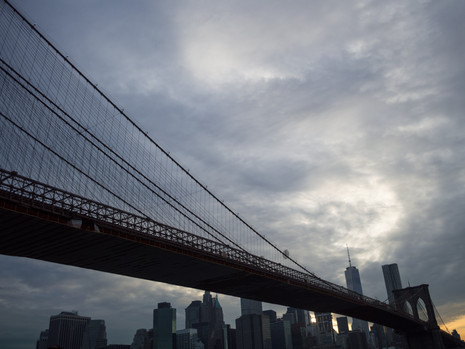 Brooklyn Bridge Park, Brooklyn, New York / USA · 2016