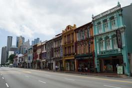 Chinatown / Singapore · 2016