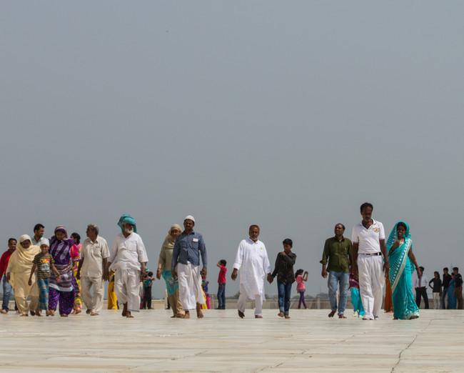 Taj Mahal, Agra / India · 2015