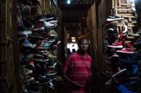 Kimironko Market, Kigali / Rwanda · 2017