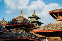 Durbar Square, Kathmandu / Nepal