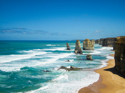 Twelve Apostels, Great Ocean Road / Australia · 2009