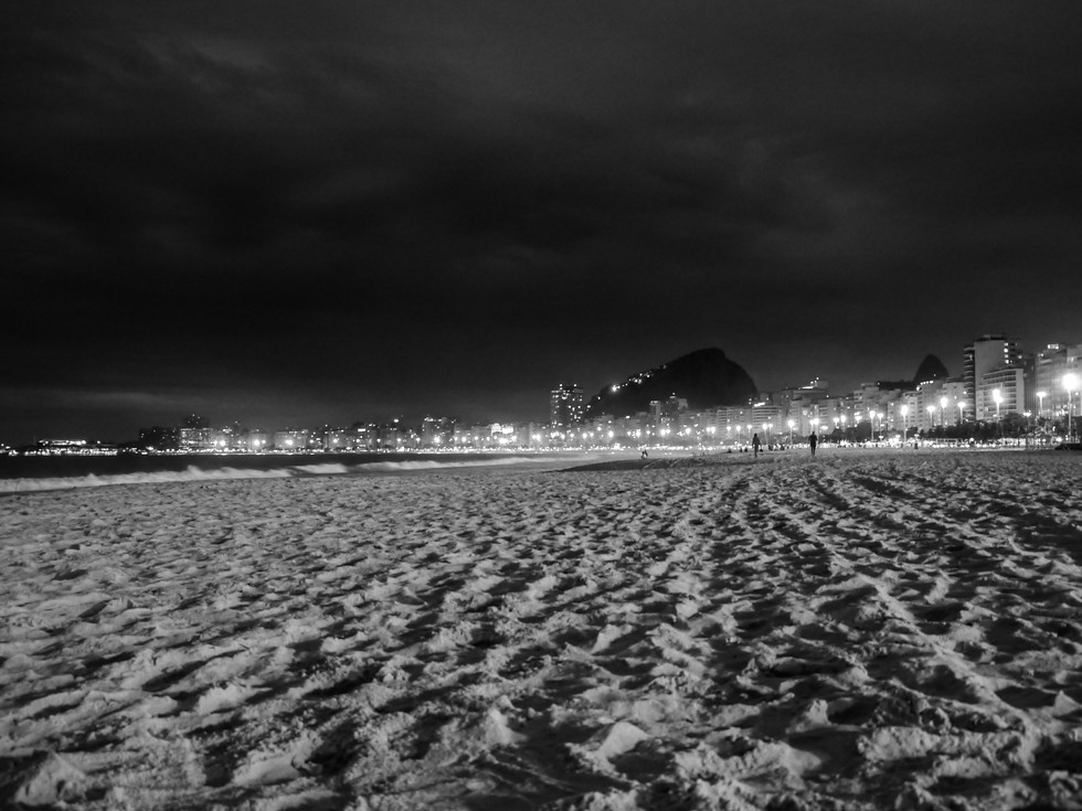 Copacabana, Rio de Janeiro / Brazil · 2014