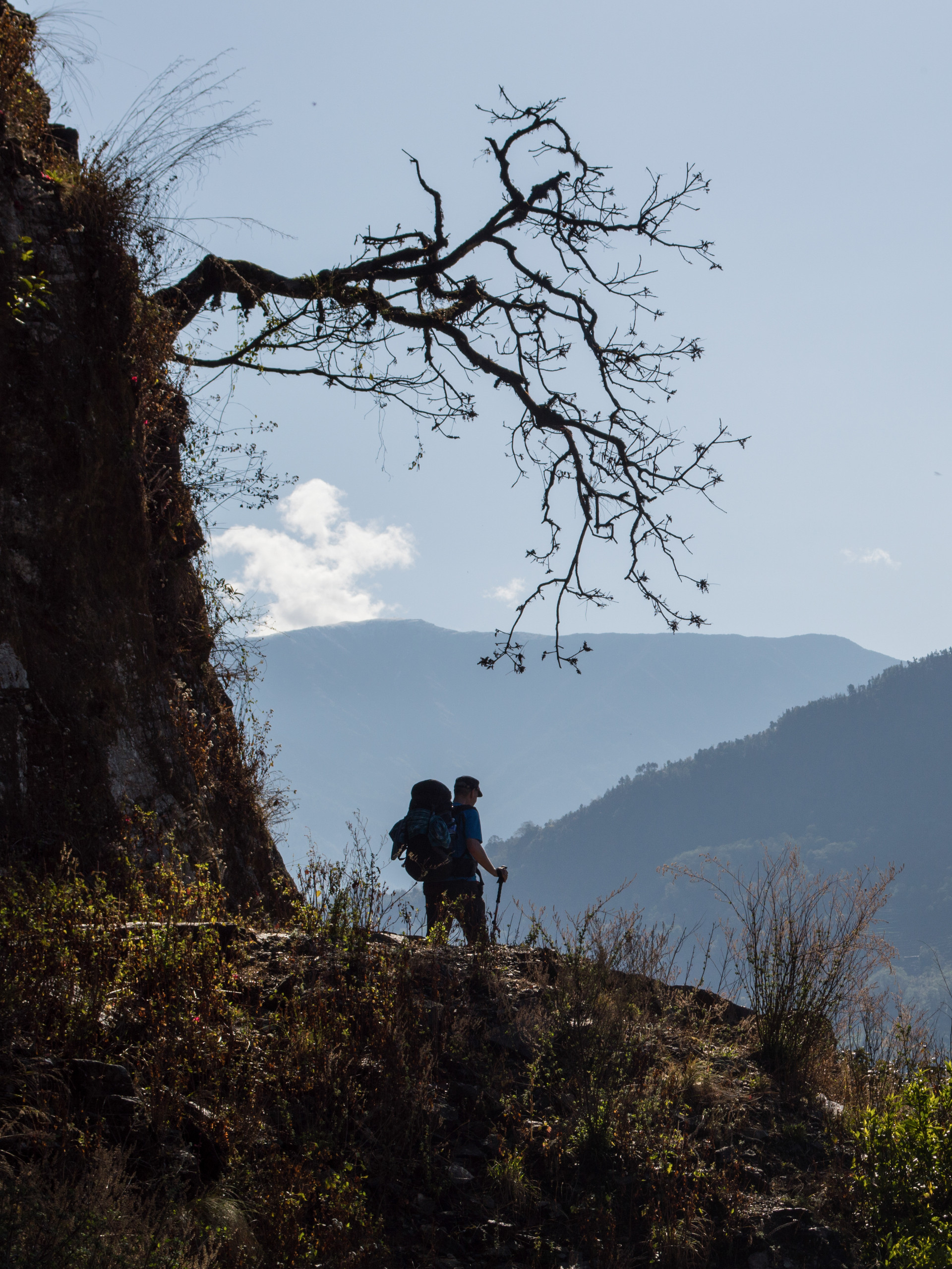 Kinja, Himalayas / Nepal · 2015