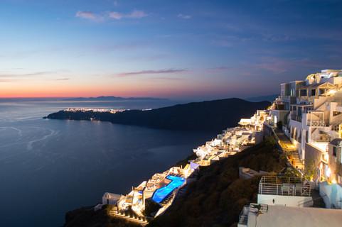 Imerovigli, Santorini / Greece · 2017