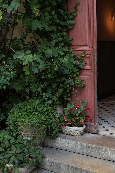 Cezanne's house in Aix-en-Provence, France