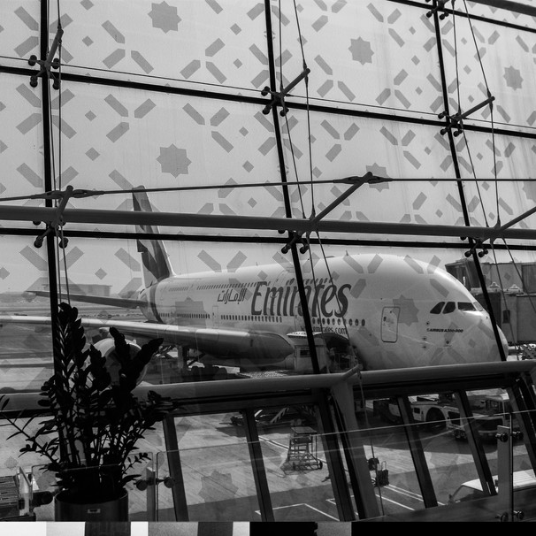 Dubai International Airport, Dubai / UAE · 2009