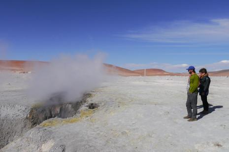 Sol de Mañana / Bolivia · 2014