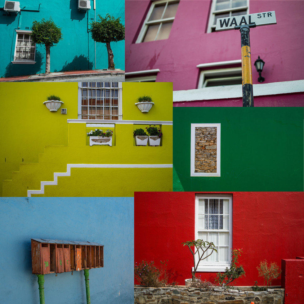 Bo Kaap, Cape Town / South Africa