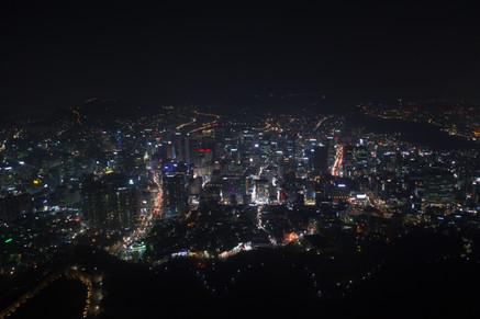 N Seoul Tower / South Korea · 2016