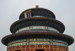 Temple of Heaven, Beijing / China