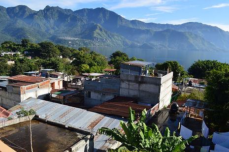Santiago Atitlán town, Guatemala