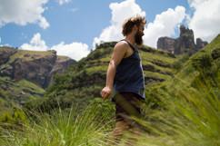 Drakensberg Mountains / South Africa