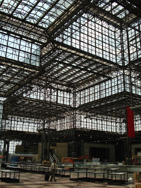 Javits Center, Manhattan, New York / USA · 2007