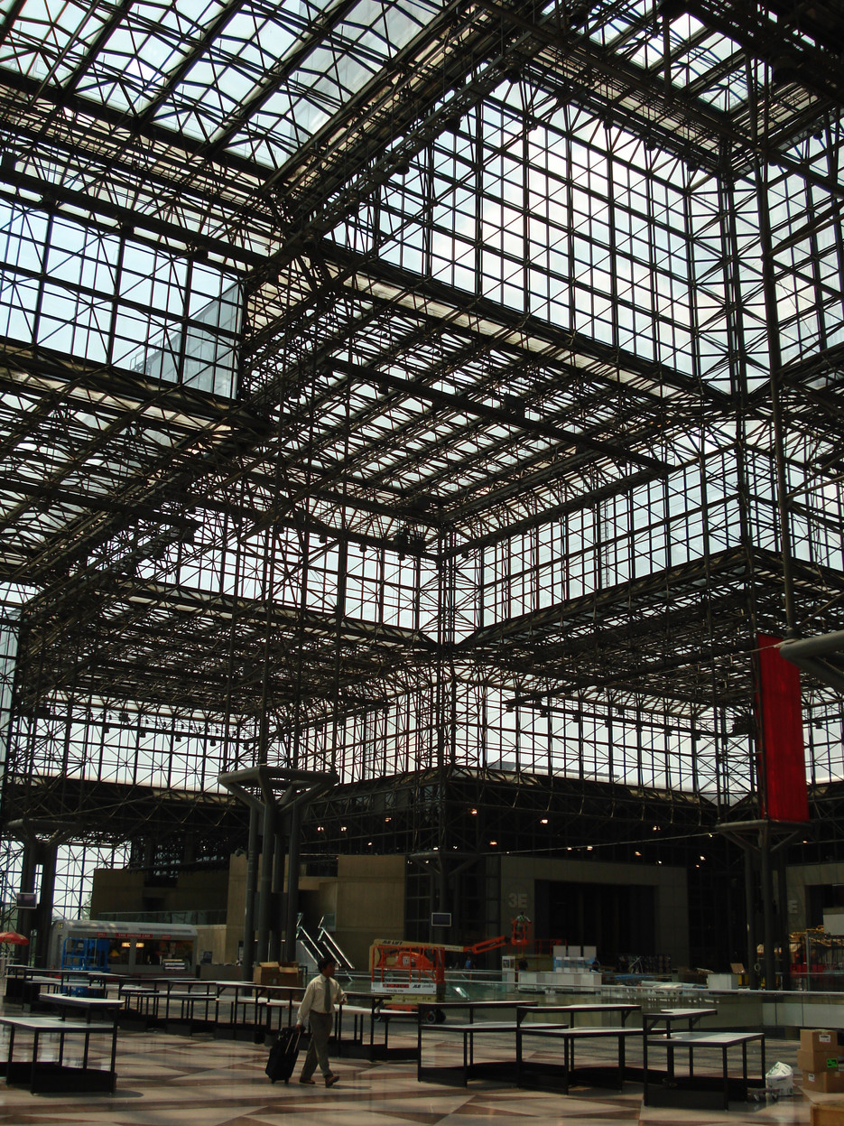 Javits Center, Manhattan, New York / USA · 2007
