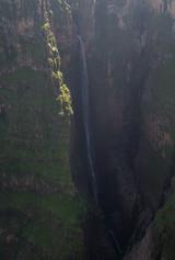 Bahir Dar Falls, Simien Mountains / Ethiopia