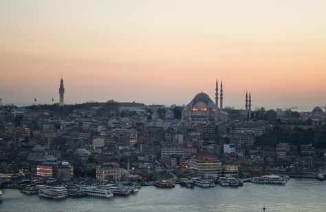 Galata Tower, Istanbul / Turkey· 2015