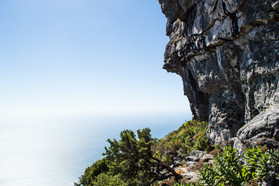 Table Mountain, Venster Route, Cape Town / South Africa